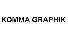 Kommagraphik