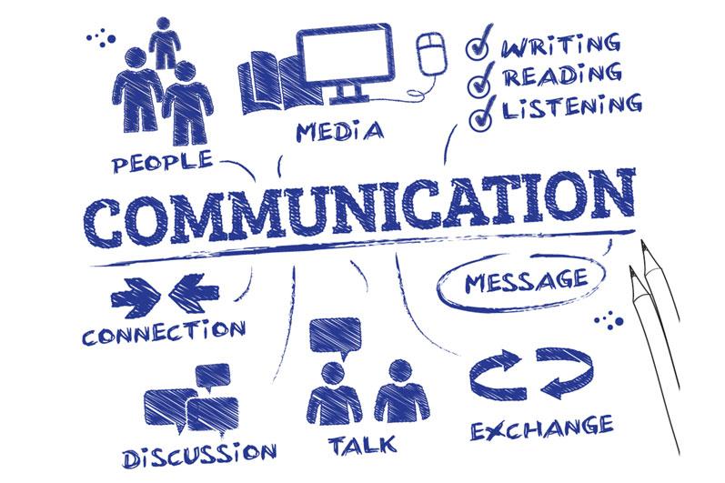 Reden, schreiben, posten, bloggen …