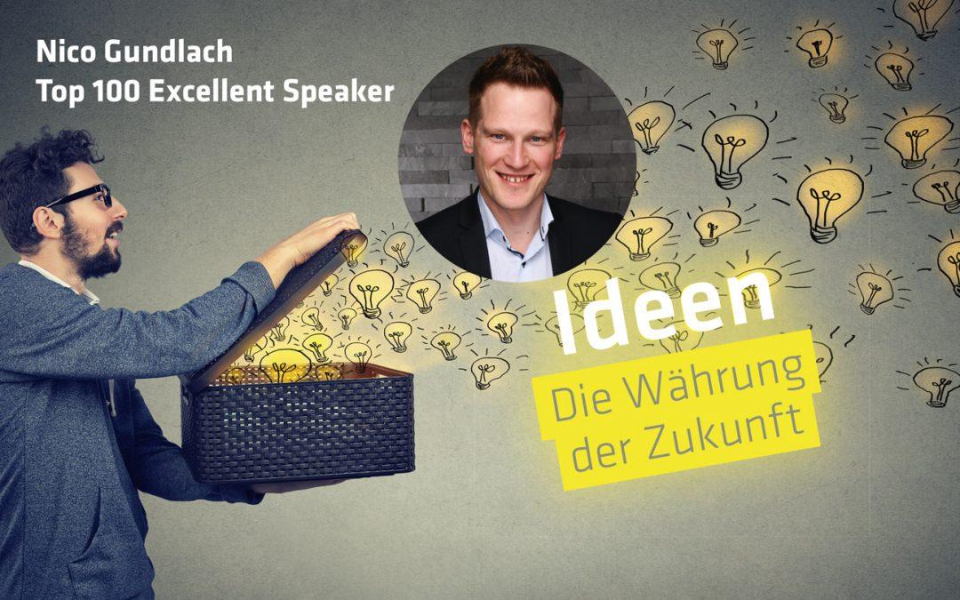 """Marketing-Kaliber Nico Gundlach kommt nach Kaltern mit: """"Ideen – Die Währung der Zukunft!"""""""